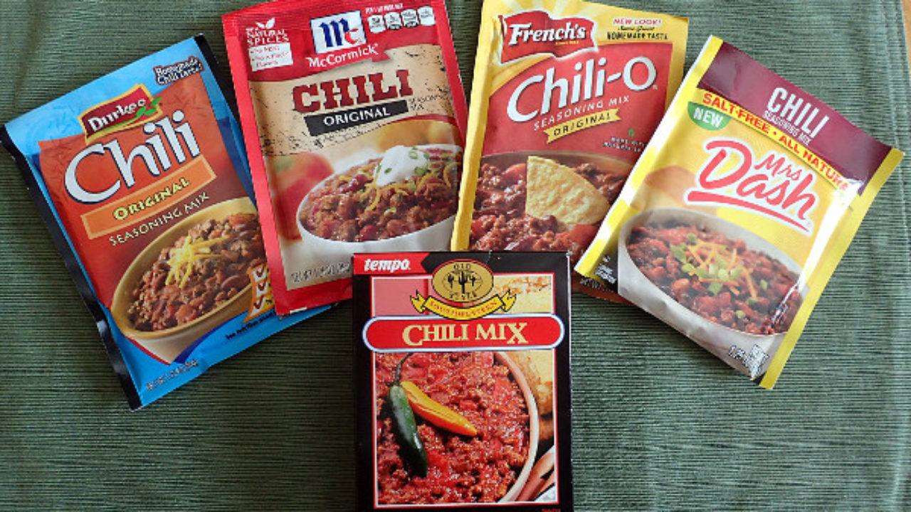 What is the Best Chili Seasoning Packet Mix? - eSoupRecipes