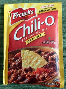 French's Chili-O Seasoning Mix